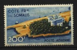 Cote Des Somalis   PA N° 22   Neuf *  Cote Y&T  12,00  €uro  Au Quart De Cote - Non Classés