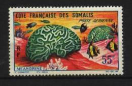 Cote Des Somalis   PA N° 35   Neuf *  Cote Y&T  6,50  €uro  Au Quart De Cote - Non Classés