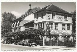 """LOUVECIENNES - Thé - Restaurant - Bar """"Les Tilleuls"""" Quai Conti - 1960 - Louveciennes"""