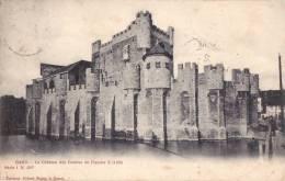 GAND Le Château Des Comtes De Flandre X - Belgique