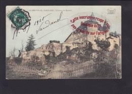 # I 2189 - ALBERTVILLE CONFLANS - Chateau De Manuel - (73 - Savoie) - Albertville