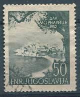 Yugoslavia Republic, 1952 Mi#706, Used - Gebruikt