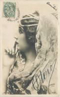 CAROLINE OTERO VEDETTE ACTRICE THEATRE MUSIC-HALL REUTLINGER 1900 - Théâtre