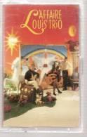 """K7 Audio - L´AFFAIRE LOUIS´ TRIO """" SANS LEGENDE """"  12  TITRES - Cassettes Audio"""