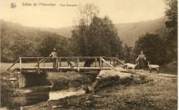 Hermeton S /Meuse - Vallée De L'Hermeton - Pont Georgine - Carte Animée ( Voir Verso ) - Hastière
