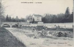 CHAUMES-en-BRIE-la Rivière - France
