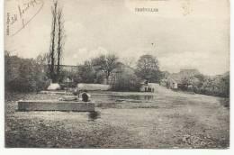 ERBEVILLER - 1919 (abreuvoir Et Vue Sur Le Village) - Autres Communes