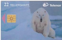 Norway, N074, Isbjorn, Polar Bear, 2 Scans.