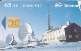 Norway, N075, Isfjord Radio, 2 Scans.