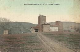 ST QUENTIN FALLAVIER  FERME DES ALLINGES - Frankrijk