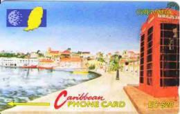 TK 5316 GRENADA - Magnetic Carenage St. Georges 105CGRA... - Grenada (Granada)