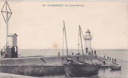 20830 PAIMBOEUF 44  Jetée Neuve -782 Vasselier . Bateau Voilier Pecheur - Paimboeuf