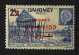 Dahomey  N° 154    Neuf ** Luxe   Cote Y&T  1,30  €uro  Au Quart De Cote