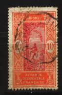 Dahomey    N° 47 Oblitéré   Cote Y&T  0,75  €uro  Au Quart De Cote