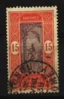 Dahomey    N° 48 Oblitéré   Cote Y&T  0,80  €uro  Au Quart De Cote
