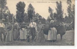 Combronde, La Fenaison - Combronde