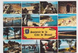 SOUVENIR DE LA COTE DE BEAUTE - MULTIVUES - France