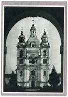 31762     Lituania,    Cloistral  Church In  Pazhaislis,  Architect L. Fredo  17th Cent.,  NV - Lituania