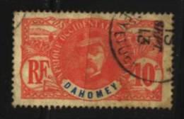 Dahomey    N° 22 Oblitéré   Cote Y&T  5,00  €uro  Au Quart De Cote
