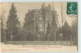 8422 - SAINT CYR SUR MORIN - CHATEAU DE CHARNESSEUIL - France