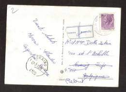 Italie Pour La Belgique Seraing Vignette Inconnu  Rebut - 1946-.. République
