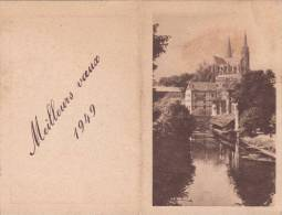 PETIT CALENDRIER - 1949 - PARIS - Petit Format : 1941-60