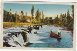 39 - Port Lesney - Les écluses Et Le Moulin - Editeur: Combier - France