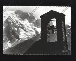 MASSIF DE LA MEIJE Hautes Alpes 05  LA GRAVE Aux Environs Soleil Couchant Sur Le Massif Glacier Cloche Chapelle - Autres Communes