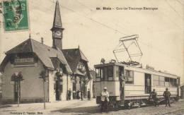 BLOIS Gare Du Tramways Electrique - Blois