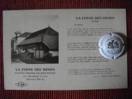 LA FERME DES ROSES HAUTE PIERRE LE CHATELET PAR MOUTHIER DOUBS - France