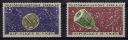 PA N° 36 Et N° 37 Du Niger - X X - ( E 1191 ) - Space