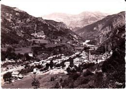CPSM GUILLAUMES 06 Vue Panoramique Cim 1955 - France