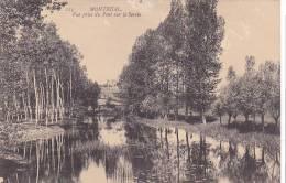 20843 Montreal, Vue Prise Du Pont Sur Le Serein . 123 éd ? ! état ! - Montreal