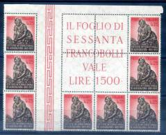 ITALY - 1955 AGRICULTURE - V6309 - 1946-60: Neufs