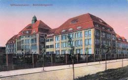Marine Feldpost WILHELMSHAVEN Bekleidungsamt - Gelaufen 1918, Gute Erhaltung - Wilhelmshaven