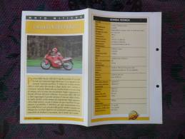 SCHEDA MOTO MITICHE TOP MOTO PER COLLEZIONISMO - HONDA CBR 600 F - - Motor Bikes