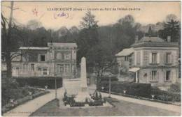 Liancourt Un Coin Du Parc De L´hôtel De Ville - Liancourt