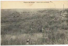Chemin Des Dames CERNY- EN - LAONNOIS - 1914-18