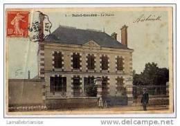 45 - SAINT GONDON - LA MAIRIE - France