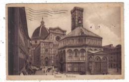 FIRENZE - BATTISTERO - Dietro VINCERE - Fascismo - Firenze