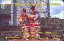 TK 5342 TONGA Magnetic 1CTGB... Traditional Wedding Dress