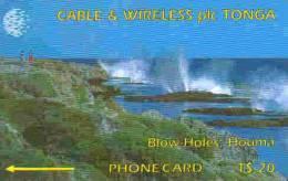 TK 5343 TONGA Magnetic 1CTGC... Blow-Holes Houma