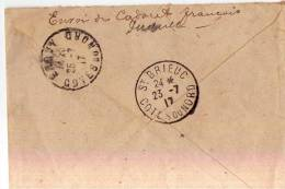 Enveloppe De CALLAC à ERQUY (22) - Sonstige