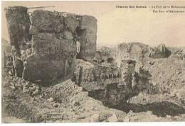 Le Chemin Des DAMES Le Fort De La MALMAISON - 1914-18