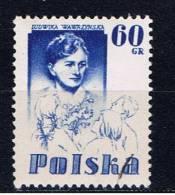 PL+ Polen 1956 Mi 980 - Gebraucht