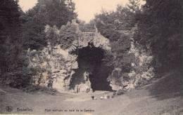 BRUXELLES , Pont Rustique Au Bois De La Cambre - Foreste, Parchi, Giardini