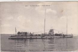 """Le Sous - Marin """" Pierre Marast"""" (Cherbourg) - Onderzeeboten"""