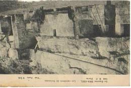 La Guerre 1914 1915 Les Carrières De SOISSONS - 1914-18