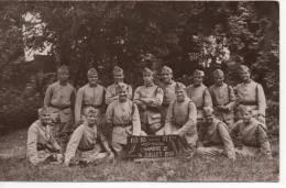 68 - Haut-Rhin -  Colmar  -  CARTE PHOTO -   152 RI.... 11 Cie... CHAMBRE  21... 14 JUILLET 1930... 259 Au Jus - Colmar
