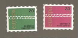 - 1221 A - Nrs 538/39 - [7] République Fédérale